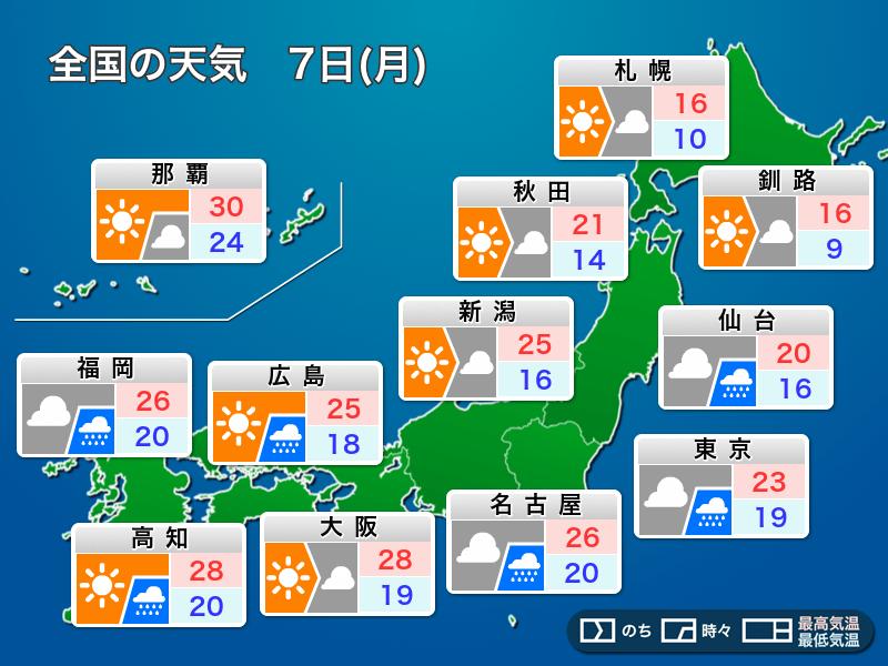 予報 市 緑 名古屋 区 天気