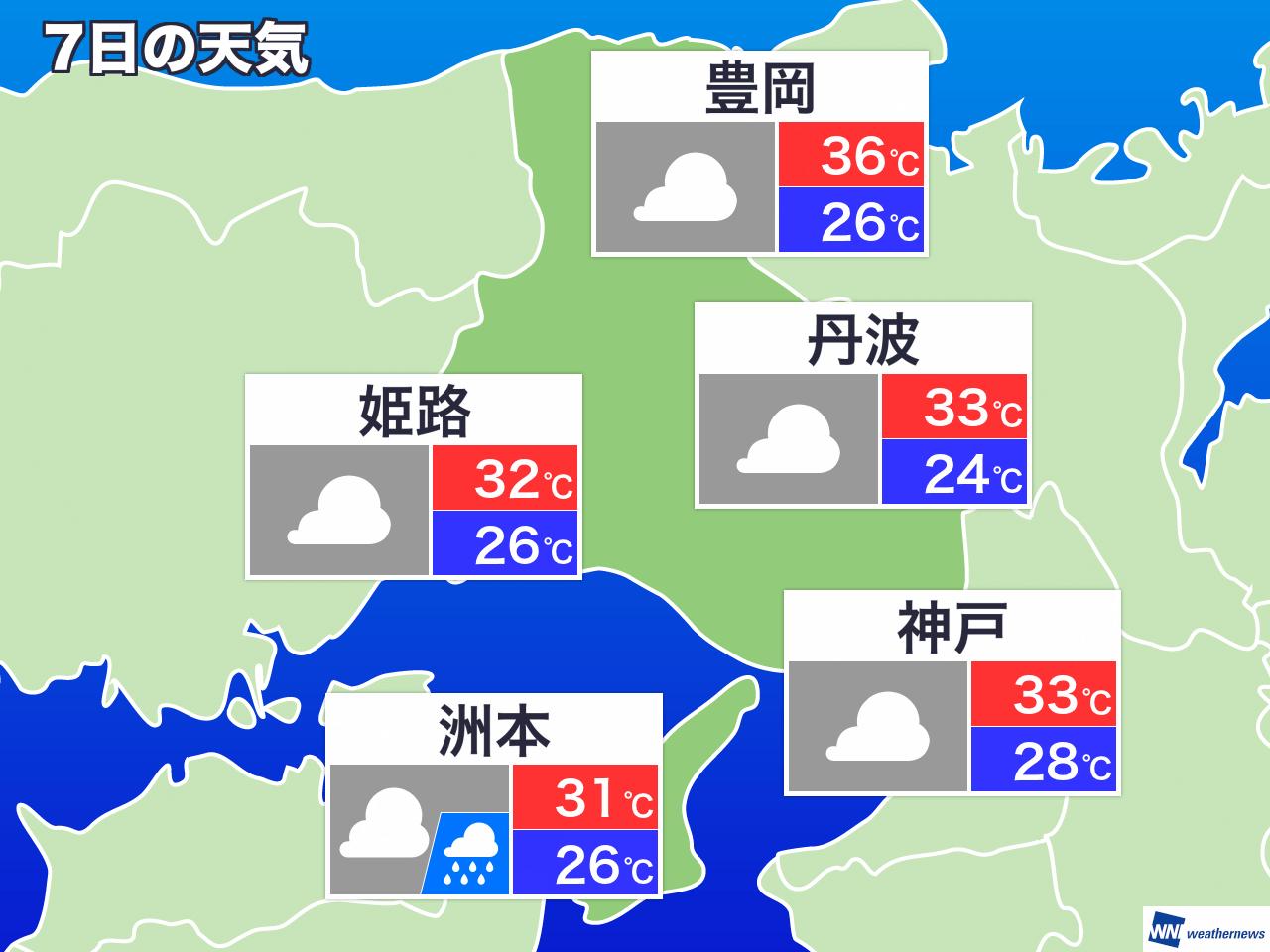神戸 市 天気