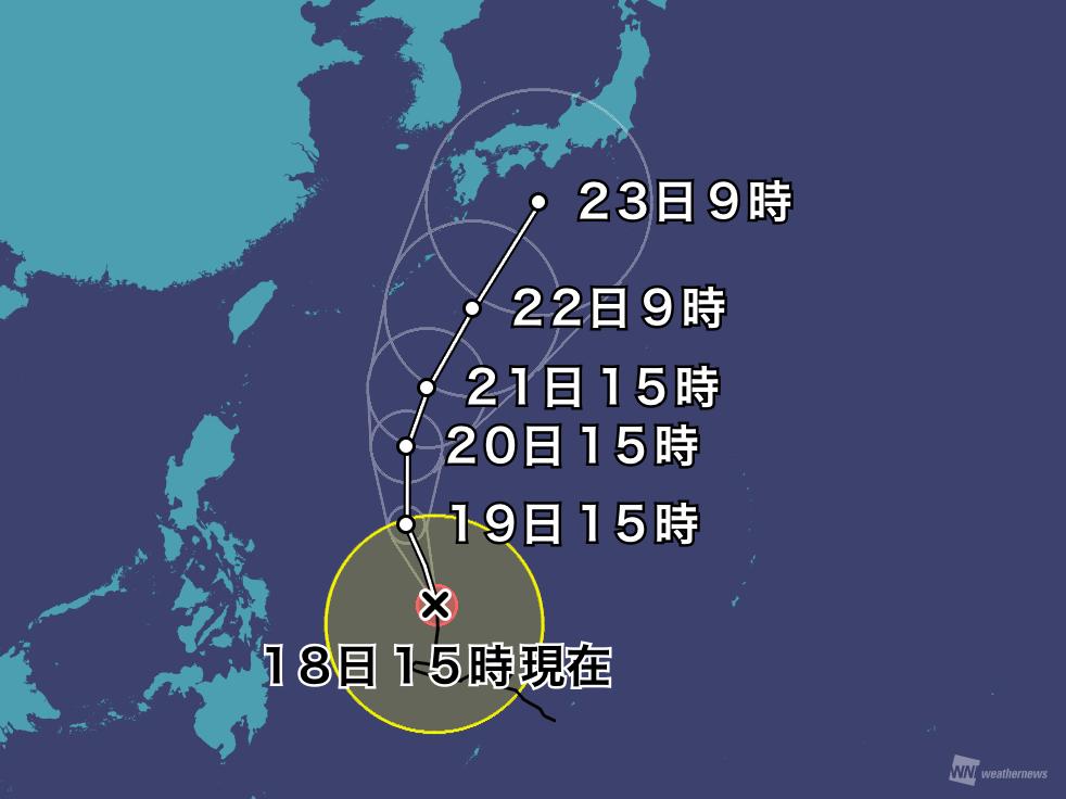 フィリピン 天気 図