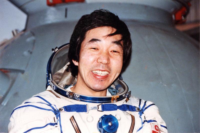 「秋山さん 宇宙」の画像検索結果