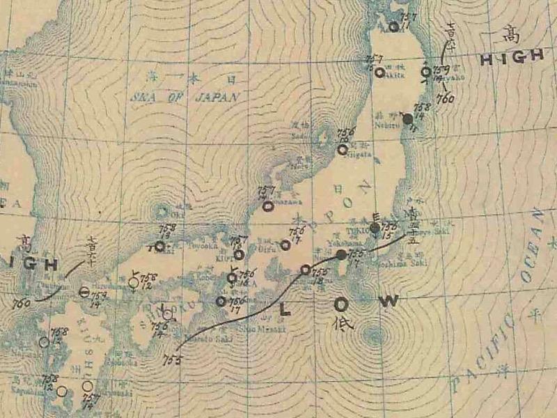 1884年から開始された天気予報 - ウェザーニュース