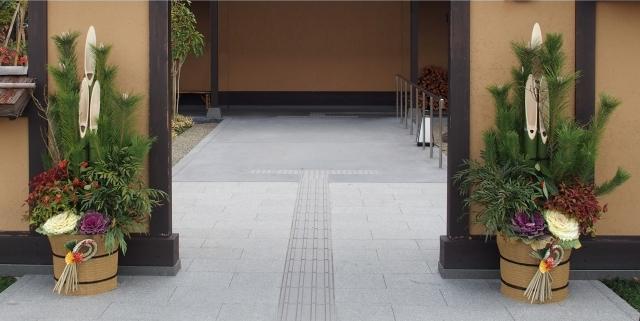 飾り 方 門松 門松の正しい飾り方!飾る時期と片付ける時期の一般常識