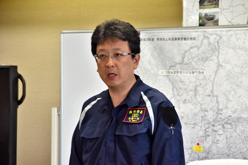 大西 市長 熊本 上下水道局職員、コロナ感染 同僚9人で飲食