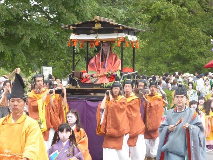 15日は京都最古の祭り「葵祭」 ...