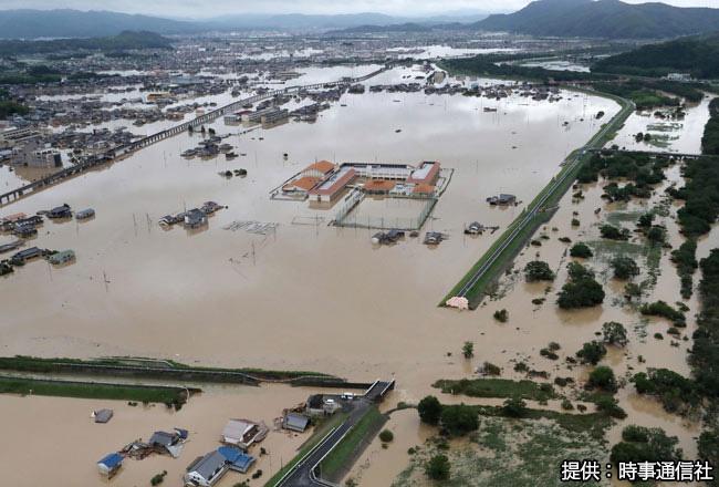 気象庁は「平成30年7月豪雨」と命名 - ウェザーニュース