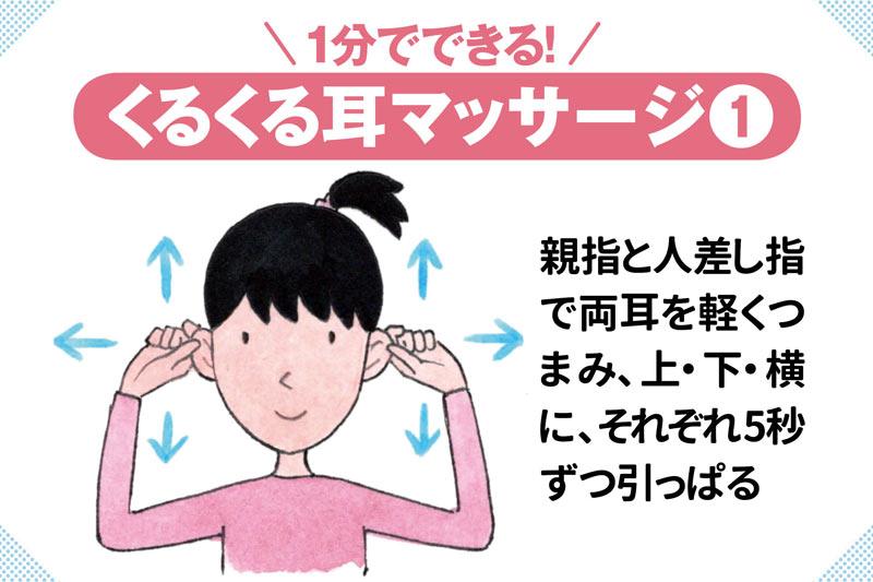 台風に伴う「天気痛」を軽減する「耳マッサージ」推定1000万人が気象病天気痛を軽減する耳のマッサージ参考資料など
