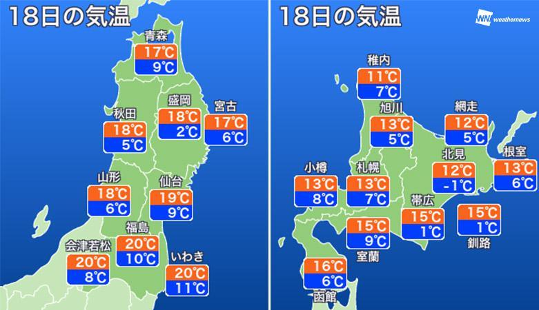 予報 帯広 の 天気