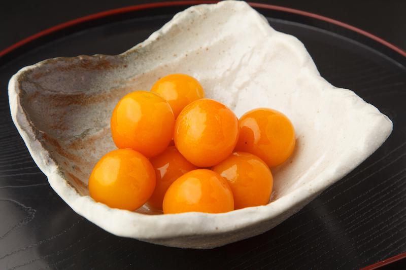 作り方 の 金柑 甘露煮