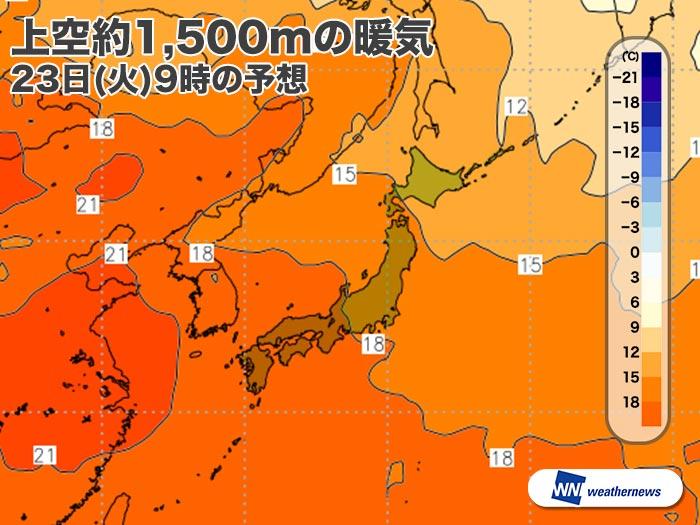 関東地方の梅雨明けはいつ頃