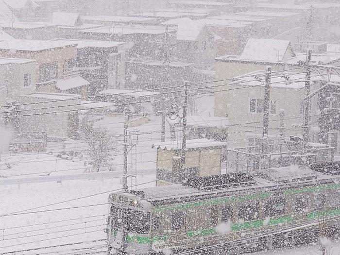 北海道 明日16日(土)まで猛吹雪に警戒 ホワイトアウトのおそれも明日16日(土)まで暴風雪に警戒雨雪の強まりにも注意沿岸部を中心に暴風雪に警戒参考資料など
