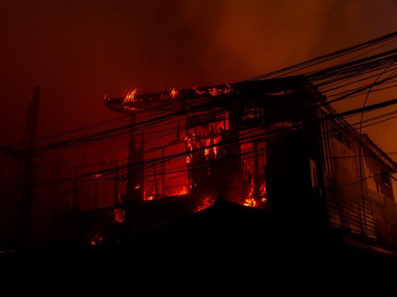 出火原因トップは42年連続で放火 防ぐ方法は - ウェザーニュース