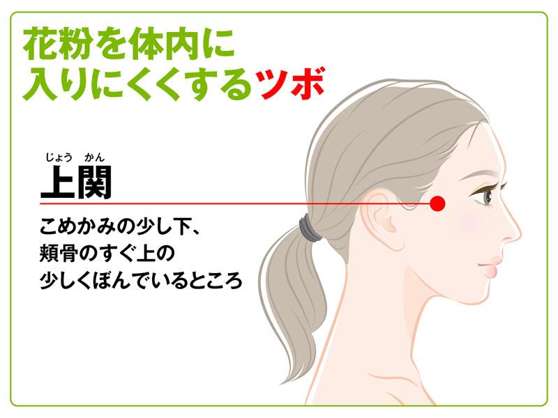 症 対策 花粉