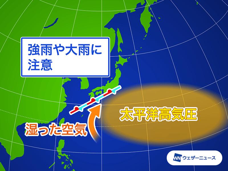 関東 梅雨明け 予想 2020