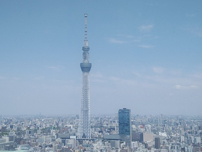 東京 都心 で 最早 の 真夏 日 は