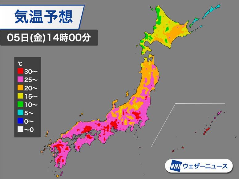 予報 日田 天気