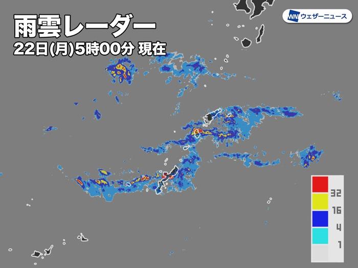 天気 レーダー 沖縄