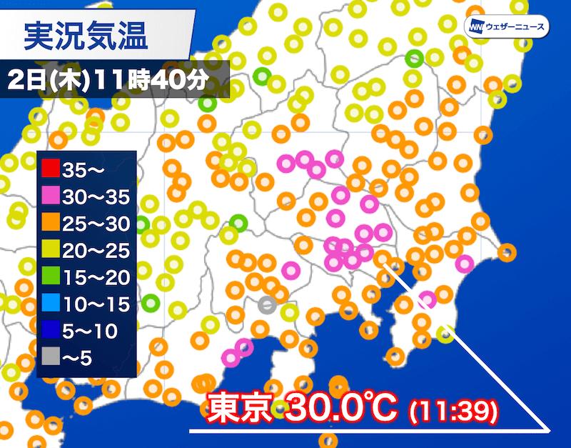 日 夏 東京 月 2