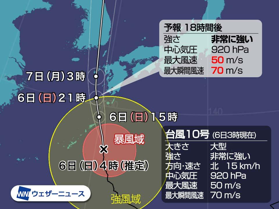 県 台風 最新 沖縄