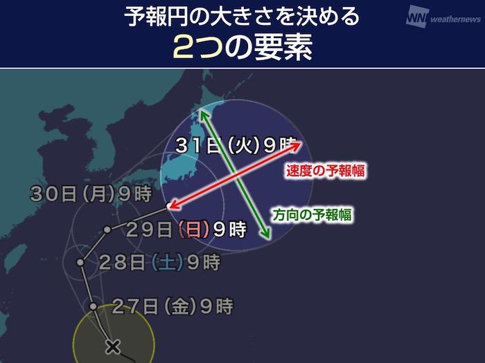 【台風速報】台風12号「ドルフィン」秋雨前線とともに北上中。連休明けには本州の沿岸に接近、上陸の予想。9月21日21:56  [記憶たどり。★]->画像>3枚