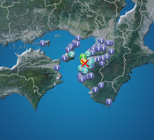 和歌山 地震 和歌山地方気象台