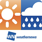 weathernewsのtwitterアイコン